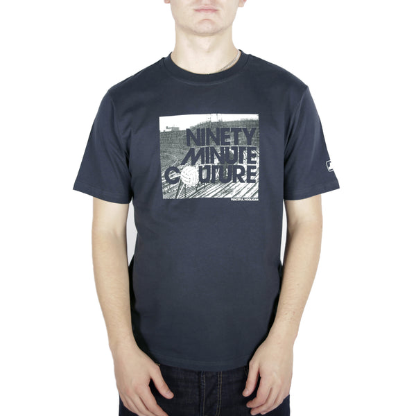 90 Minute Stadium T-Shirt Navy
