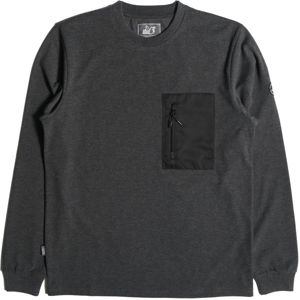 Block Sweatshirt Black