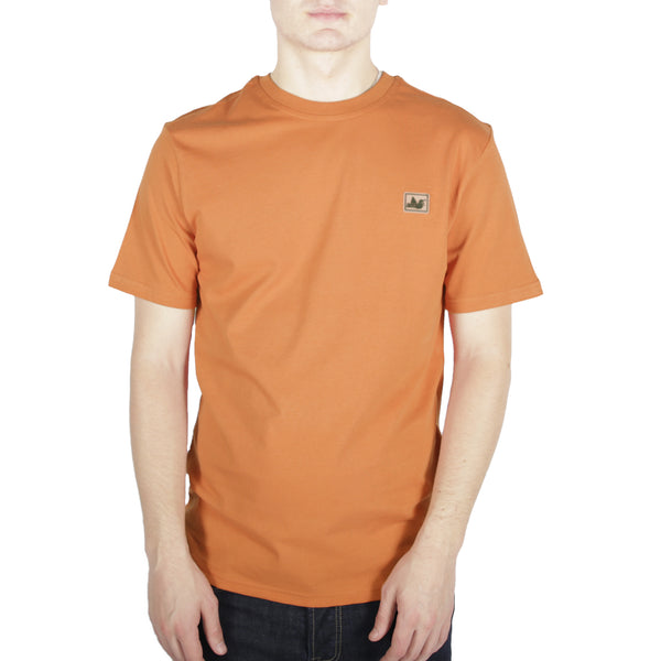 Council T-Shirt Bright Rust