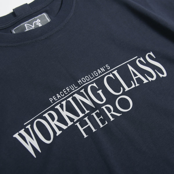 Hero T-Shirt Navy