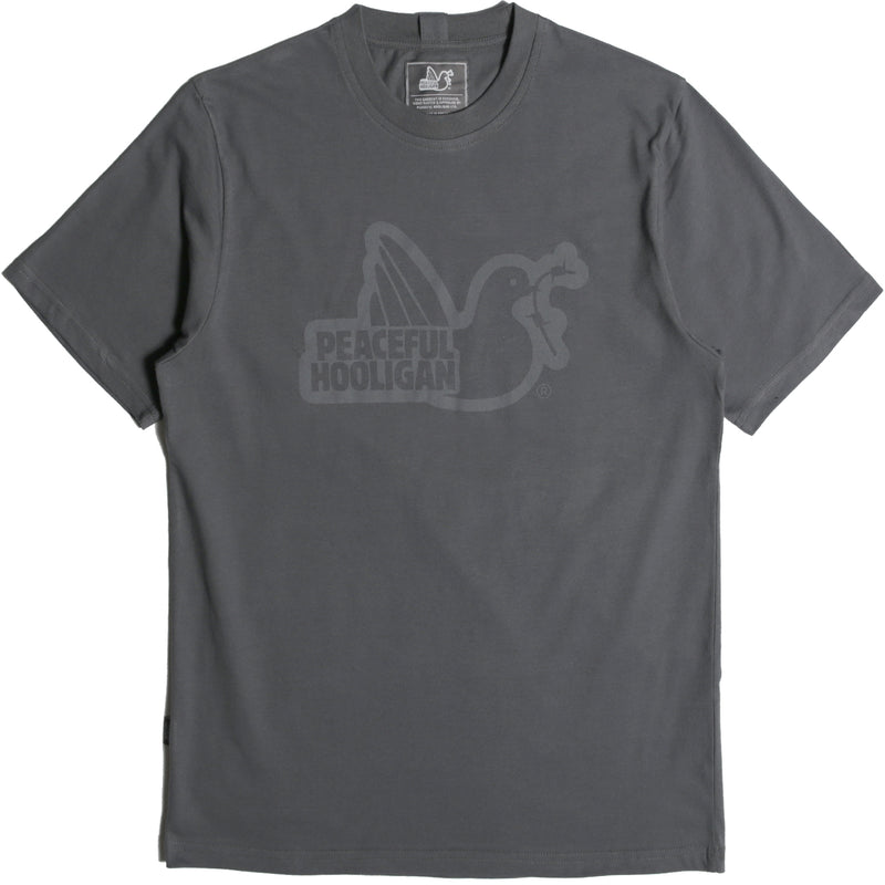 Outline T-Shirt Iron Gate