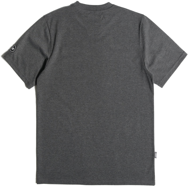 Pocket T-Shirt Black - Peaceful Hooligan