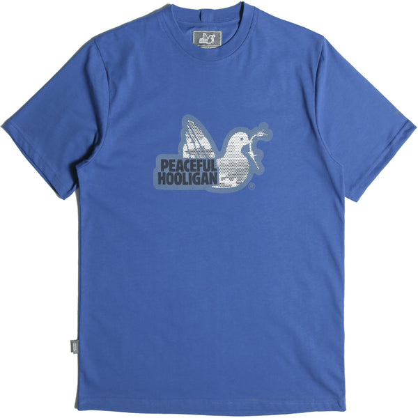 World Dove T-Shirt Bright Blue