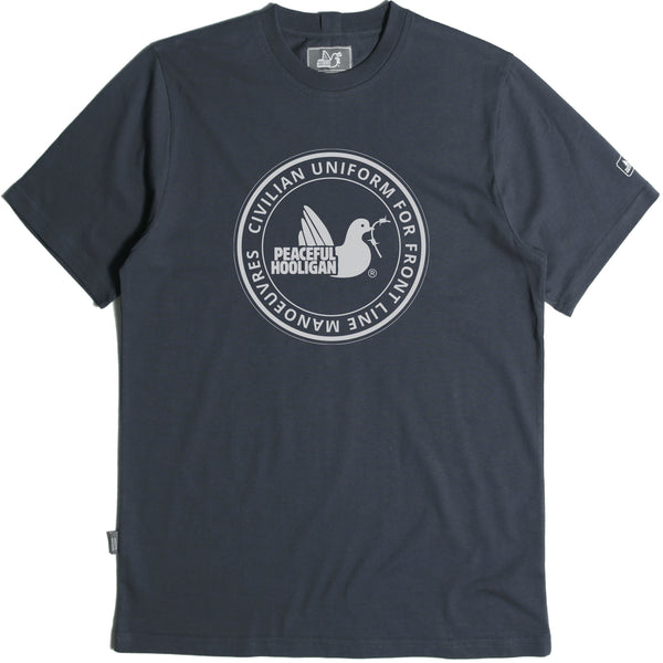 Yielding T-Shirt Navy