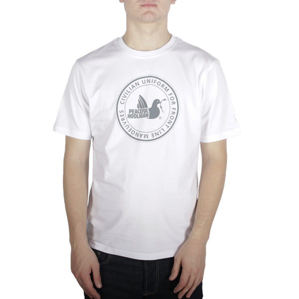 Yielding T-Shirt White