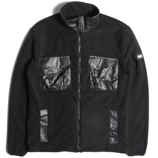 Drill Fleece Black