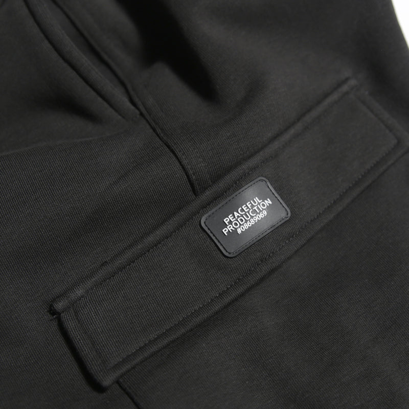 Reece Track Pants Black