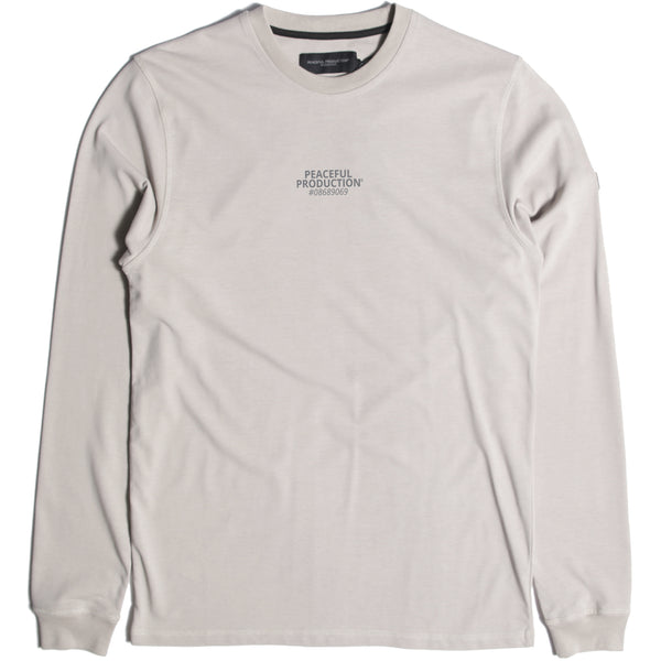 York Sweatshirt Light Grey