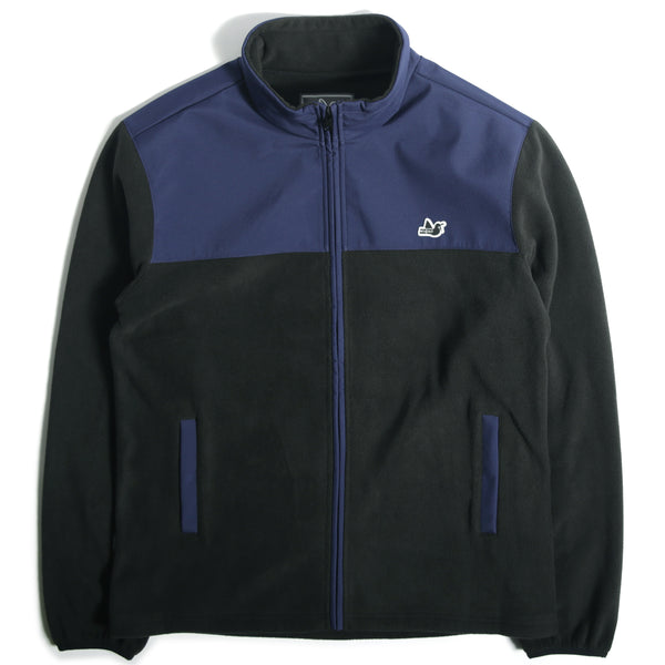 Lodger Fleece Jacket Navy