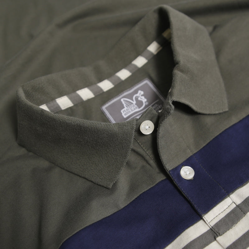 Jockey Polo Dark Olive Fog