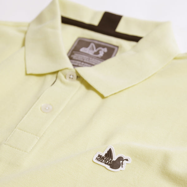 Steward Polo Lime