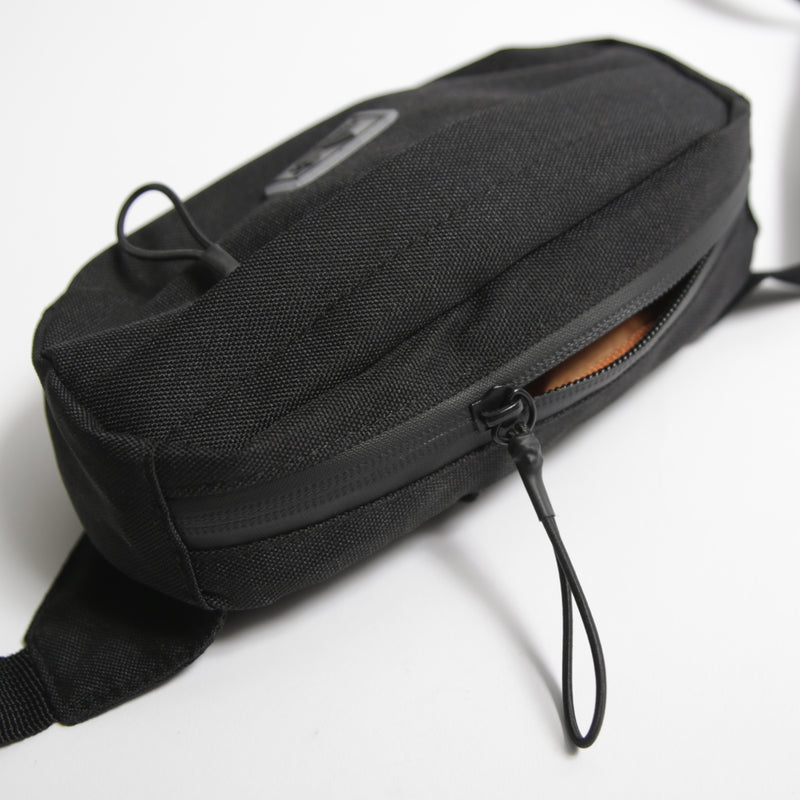 Wade Waist Bag Black - Peaceful Hooligan