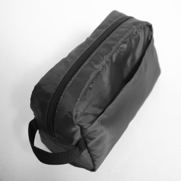 Grant Wash Bag Black