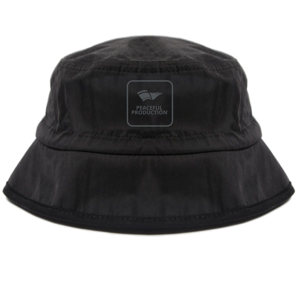 Awaydays Bucket Hat Black - Peaceful Hooligan