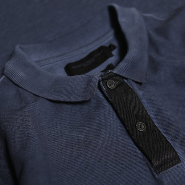 Principle Polo Blue - Peaceful Hooligan