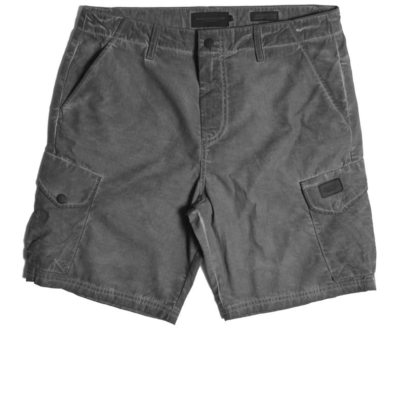 Cargo Shorts Black - Peaceful Hooligan