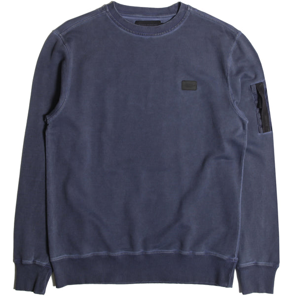 Lawless Sweatshirt Blue - Peaceful Hooligan
