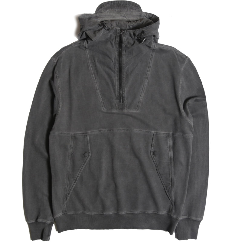 Transit Hoodie Black - Peaceful Hooligan