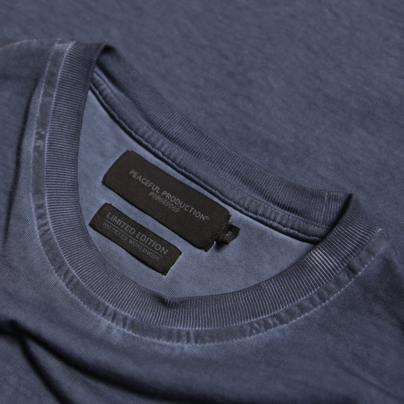 Insignia T-Shirt Blue - Peaceful Hooligan