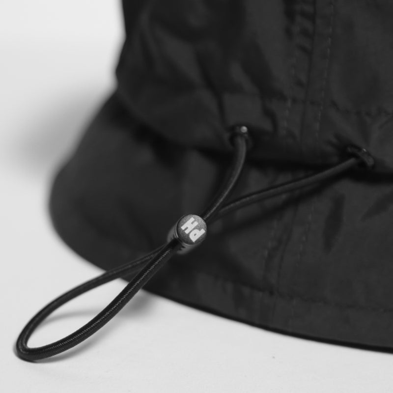 Brook Bucket Hat Black - Peaceful Hooligan