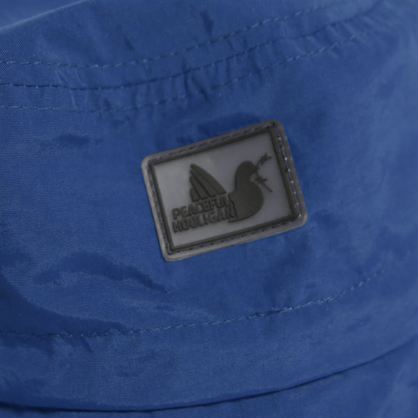 Brook Bucket Hat Bright Blue - Peaceful Hooligan