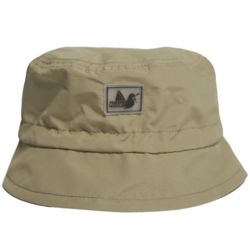 Brook Bucket Hat Oyster - Peaceful Hooligan