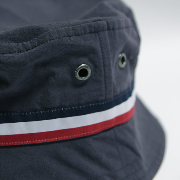 Clark Bucket Hat Navy - Peaceful Hooligan