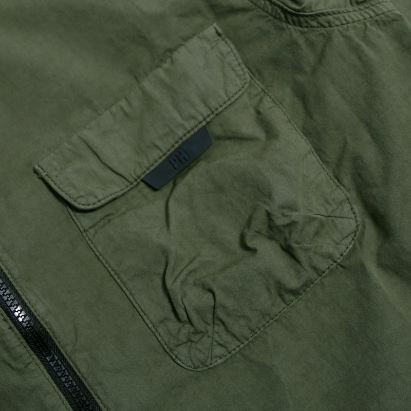 Oliver Jacket Olive - Peaceful Hooligan