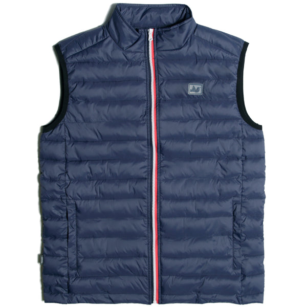 Kent Gilet Navy - Peaceful Hooligan