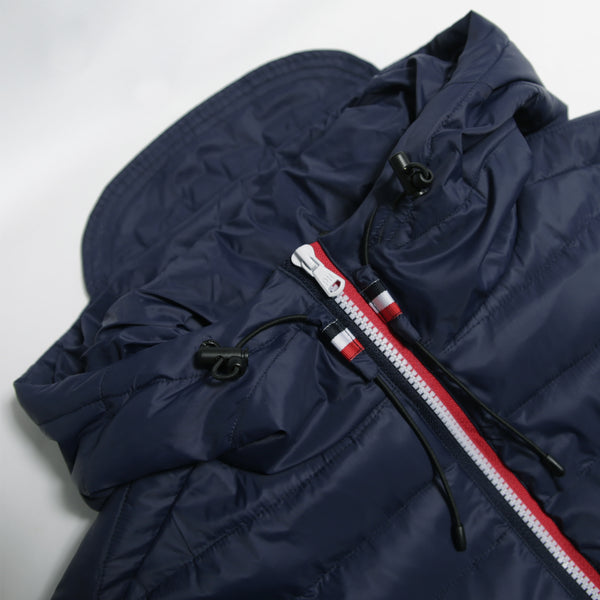 Larkin Jacket Navy - Peaceful Hooligan