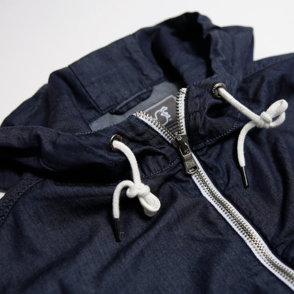 Lawson Jacket Indigo - Peaceful Hooligan