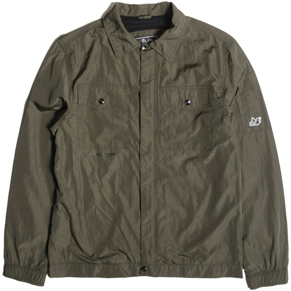 Maxim Jacket Dark Olive - Peaceful Hooligan