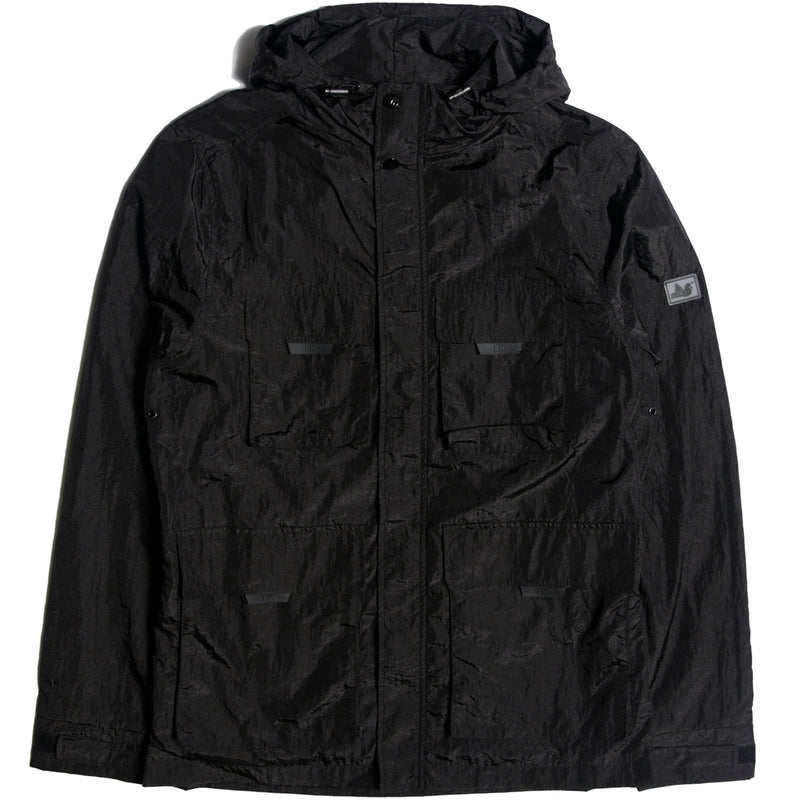 Nathan Jacket Black - Peaceful Hooligan
