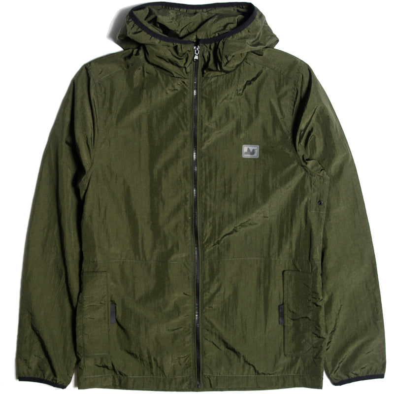 Owen Jacket Khaki - Peaceful Hooligan