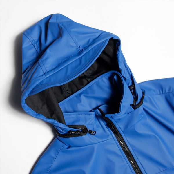 Palmer Jacket Bright Blue - Peaceful Hooligan