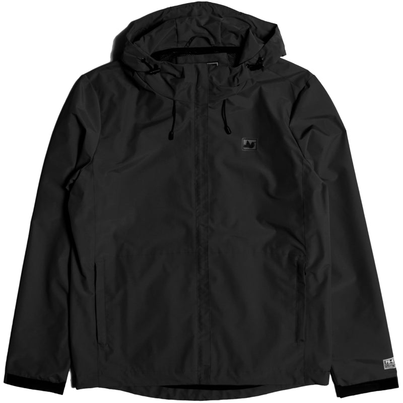 Rolland Jacket Black - Peaceful Hooligan