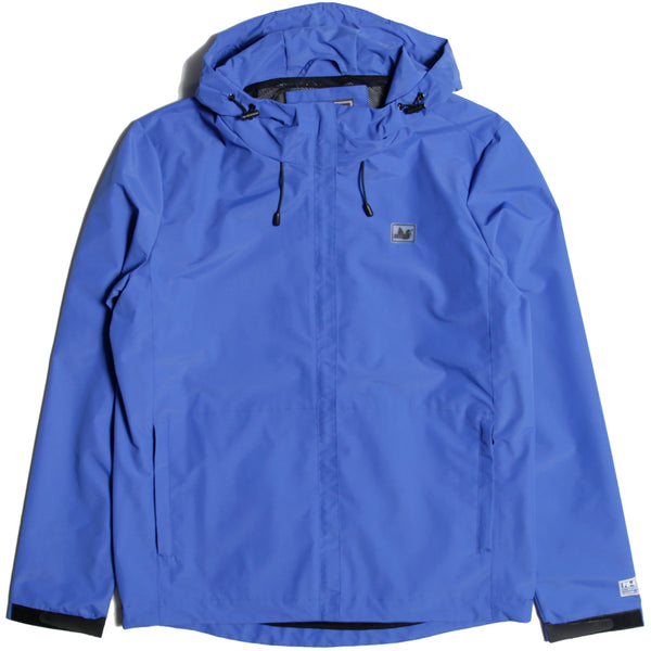 Rolland Jacket Bright Blue - Peaceful Hooligan