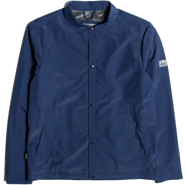 Williams Jacket Navy - Peaceful Hooligan