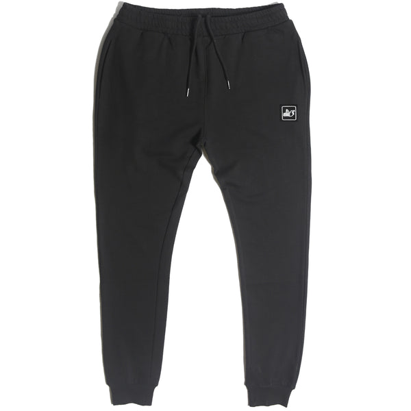Stadium Sweatpants Black - Peaceful Hooligan