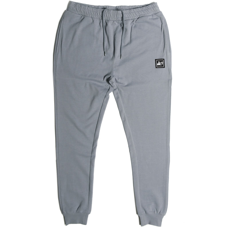 Stadium Sweatpants Silver - Peaceful Hooligan