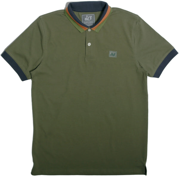 Felix Polo Olive - Peaceful Hooligan