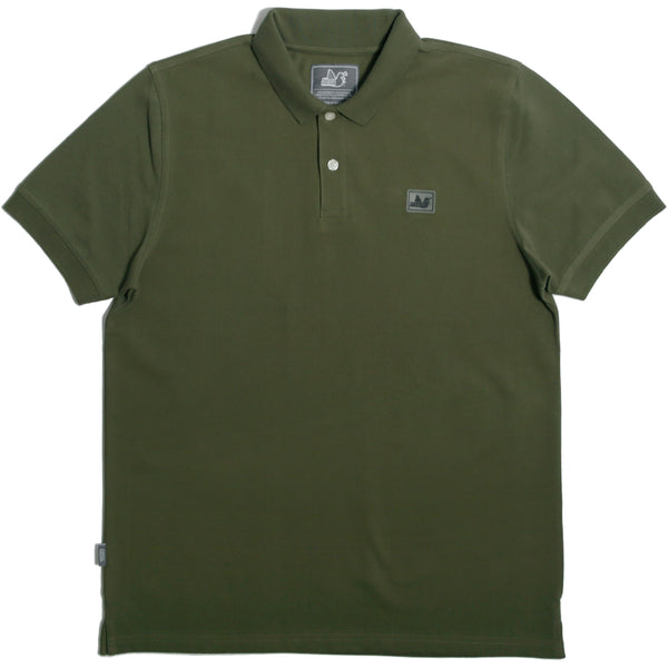 Quinn Polo Olive - Peaceful Hooligan