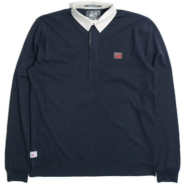 Ingram Polo Navy - Peaceful Hooligan