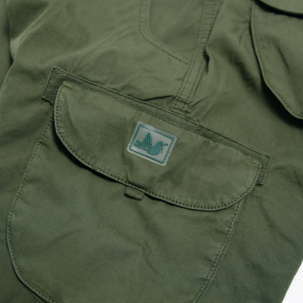 Bunker Shorts Khaki - Peaceful Hooligan