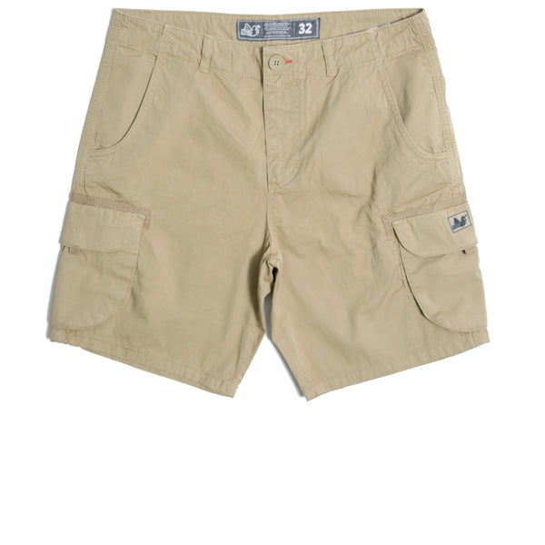 Bunker Shorts Stone - Peaceful Hooligan