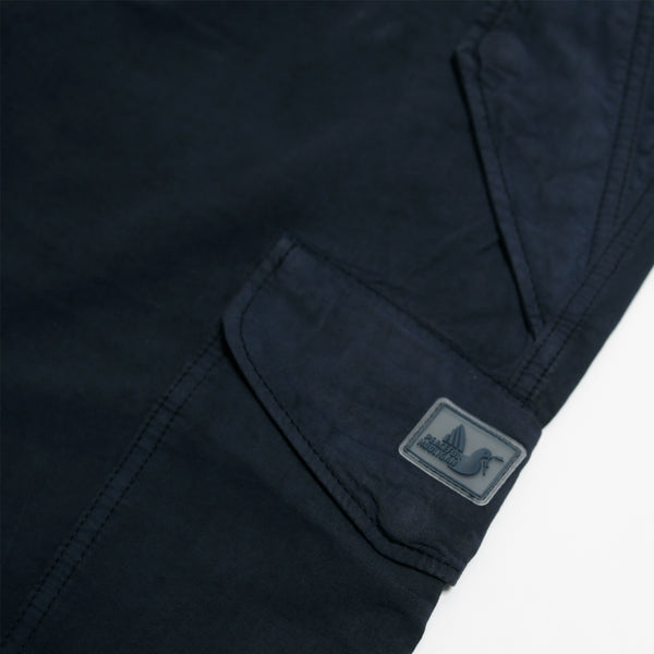 Harrison Shorts Navy - Peaceful Hooligan