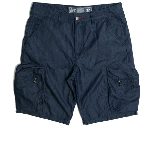 Pierce Shorts Indigo - Peaceful Hooligan