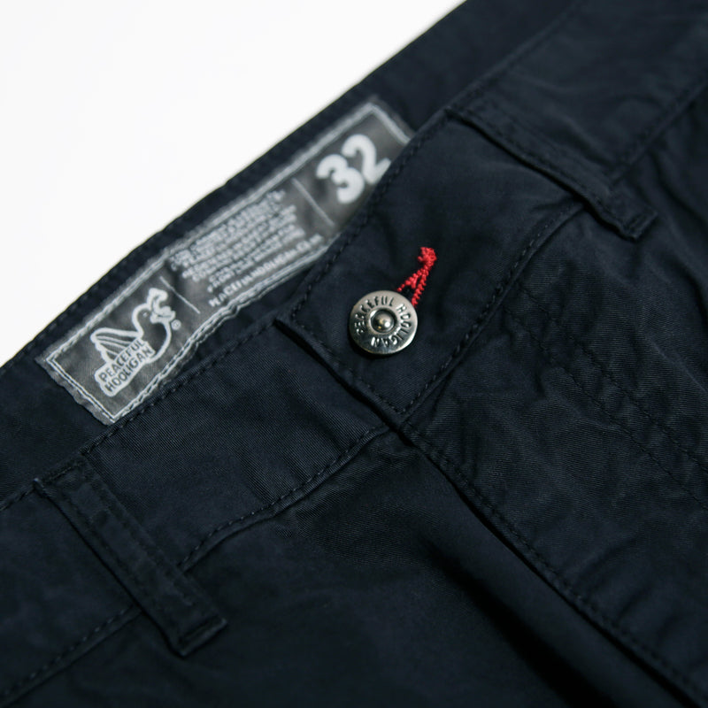 Pierce Shorts Navy - Peaceful Hooligan