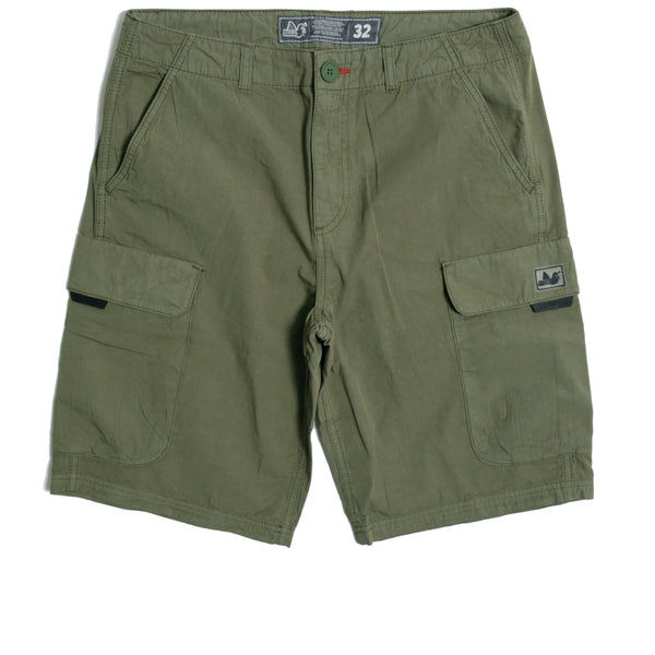 Roderick Shorts Olive - Peaceful Hooligan