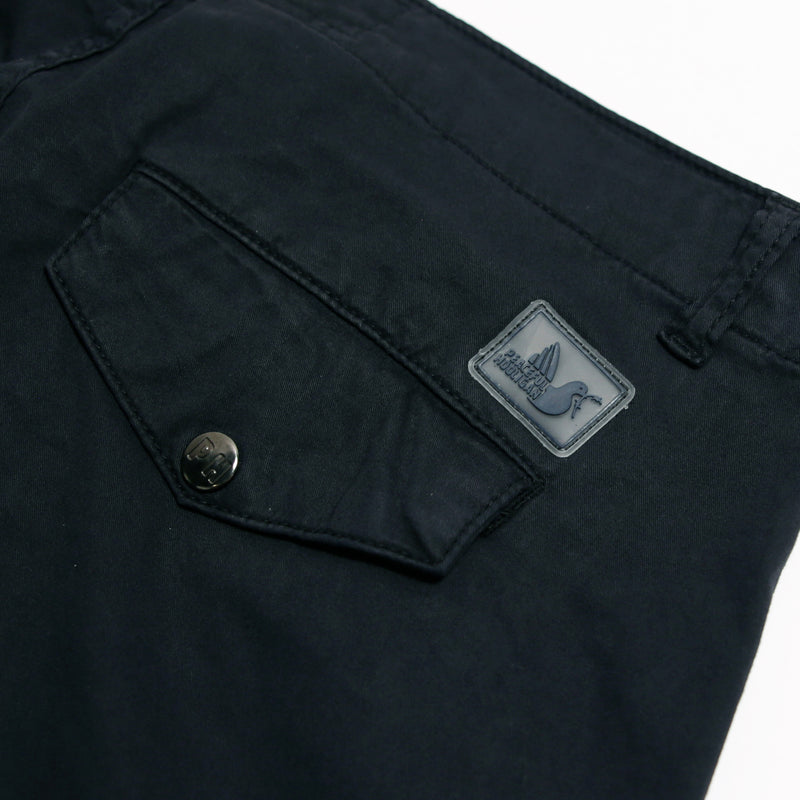 Stanford Shorts Navy - Peaceful Hooligan